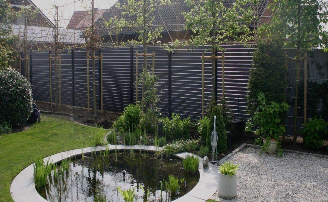 Sichtschutz Im Garten Modern von Sichtschutz Garten Holz Modern Bild