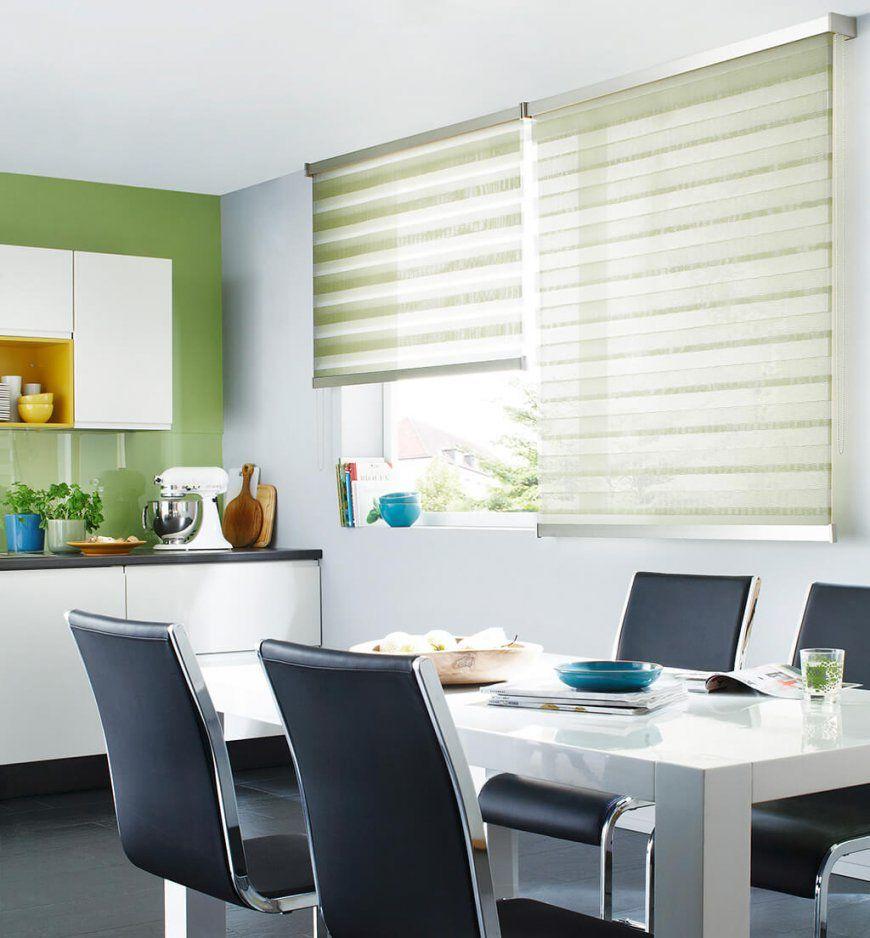Sichtschutz In Der Küche  Vorhänge Plissees Und Rollos von Vorhänge Für Die Küche Bild