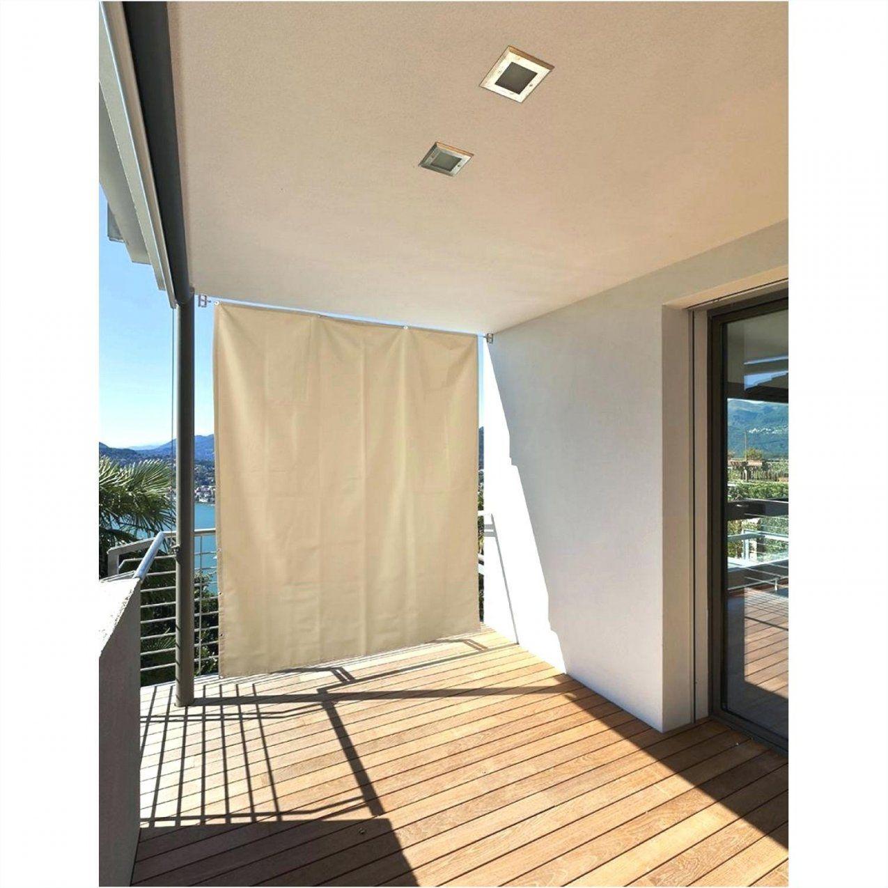 Sichtschutz Plexiglas Neu Windschutz Terrasse Holz Selber Bauen Farbig von Sichtschutz Balkon Selber Bauen Bild