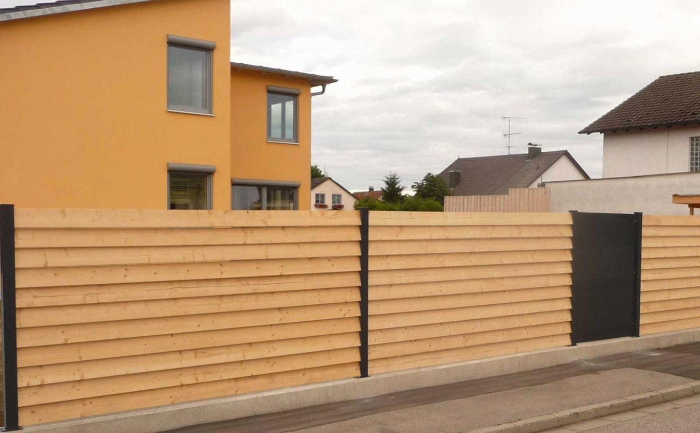 Sichtschutz Selber Bauen Classic Selber Machen Garten Großartig Zaun von Sichtschutz Selber Bauen Holz Bild