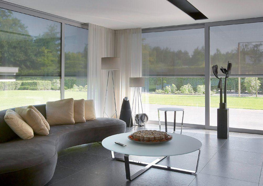 Bodentiefe Fenster Sichtschutz : sichtschutz und bodentiefe verglasung so k nnen auch gro e ~ Watch28wear.com Haus und Dekorationen