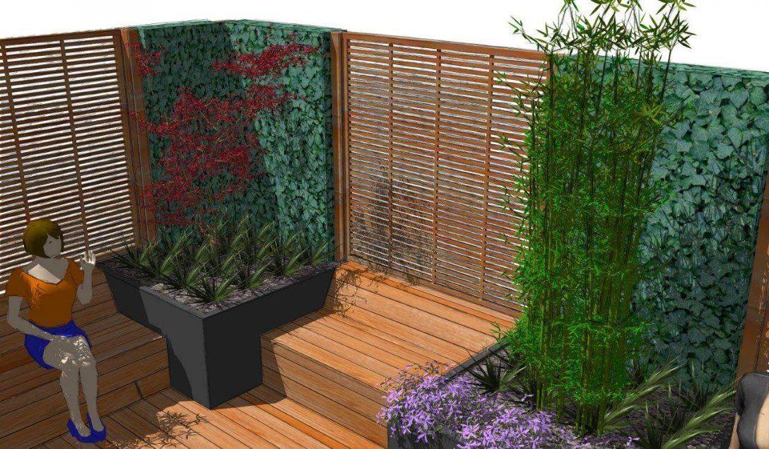 Sichtschutz Und Zäune Für Den Garten Online Kaufen von Sichtschutz Garten Holz Modern Photo