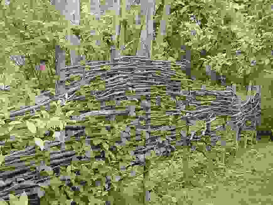 Sichtschutz Weide Selber Bauen Ist Tolle Design Von Sichtschutz von Weide Sichtschutz Selber Machen Photo