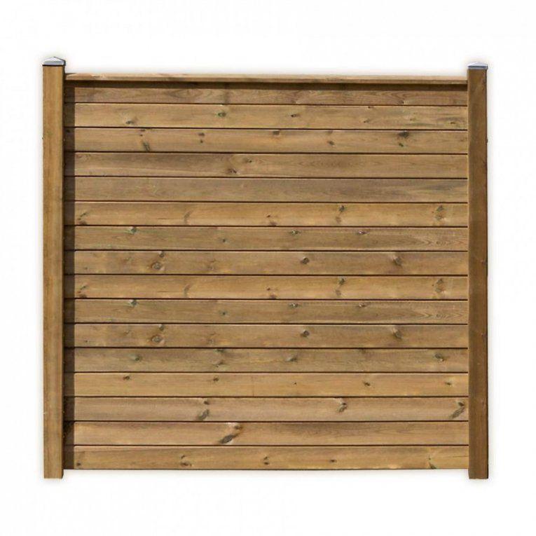 Sichtschutz Zaun Holz Selber Bauen Garten Holz von Sichtschutzzaun Holz Selber Bauen Bild