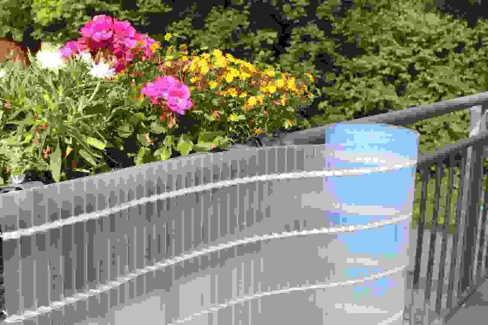 Sichtschutzmatten Pvc Balkon Sichtschutz Kunststoff Von Balkon von Balkon Sichtschutz Kunststoff Meterware Photo