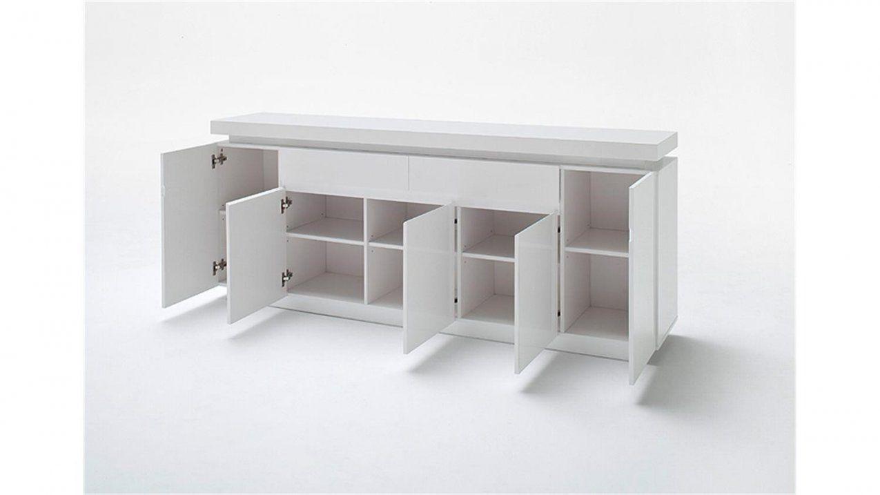 Sideboard Fein Sideboard Weiß Hochglanz 200 Cm Ideen Bemerkenswert von Sideboard Weiß Hochglanz 200 Cm Bild