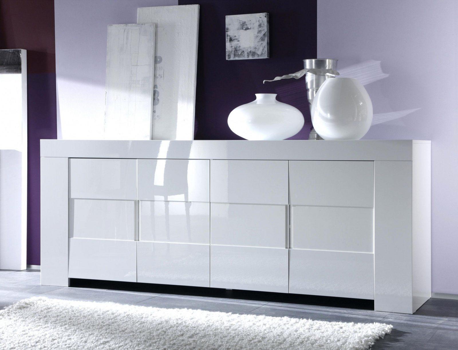 Sideboard Weiss Hochglanz Hangend Full Size Of Langes Weis 3M Extra von Lowboard Weiß Hochglanz 3M Bild