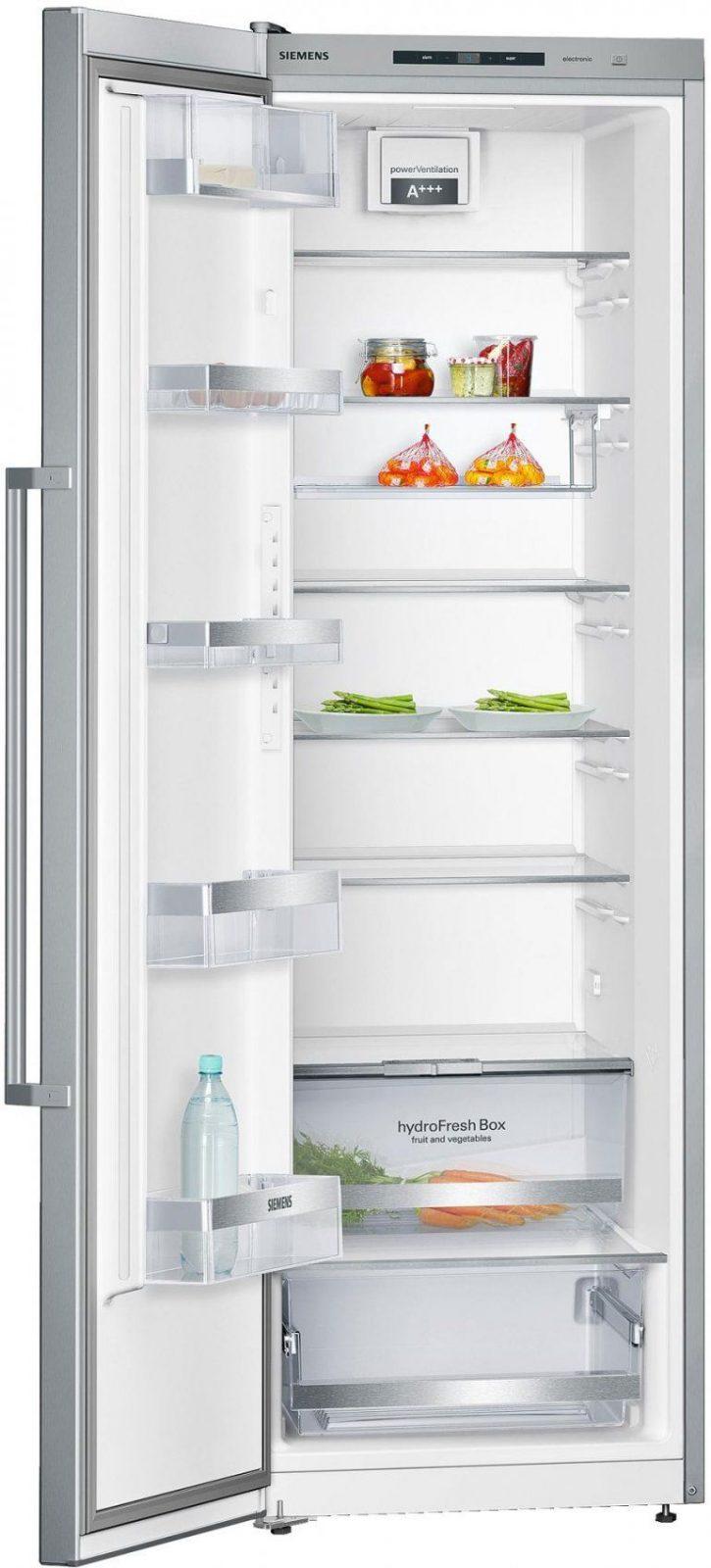 Siemens Ks36Vai41 A+++ Kühlschrank Türen Edelstahl 60 Cm Breit von Kühlkombination 50 Cm Breit Bild