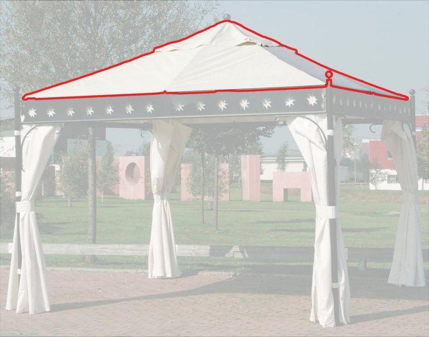 Siena Garden Ersatzdach Dach Für Pavillon Korfu  Real von Ersatz Pavillon Dach 3X3 Bild