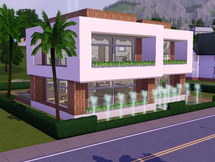 sims3hausbauenmitvorstellungmeinmoderneskleines2zimmerhaus. Black Bedroom Furniture Sets. Home Design Ideas