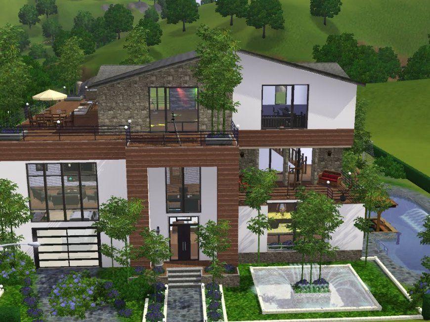 Sims 3 Häuser Zum Nachbauen Mit Haus Bauen Let S Build Im von Sims Häuser Zum Nachbauen Bild