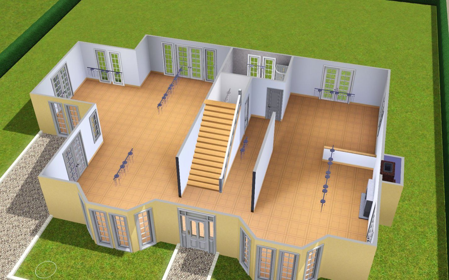 Sims 4 Haus Ideen von Sims 4 Häuser Bauen Ideen Photo