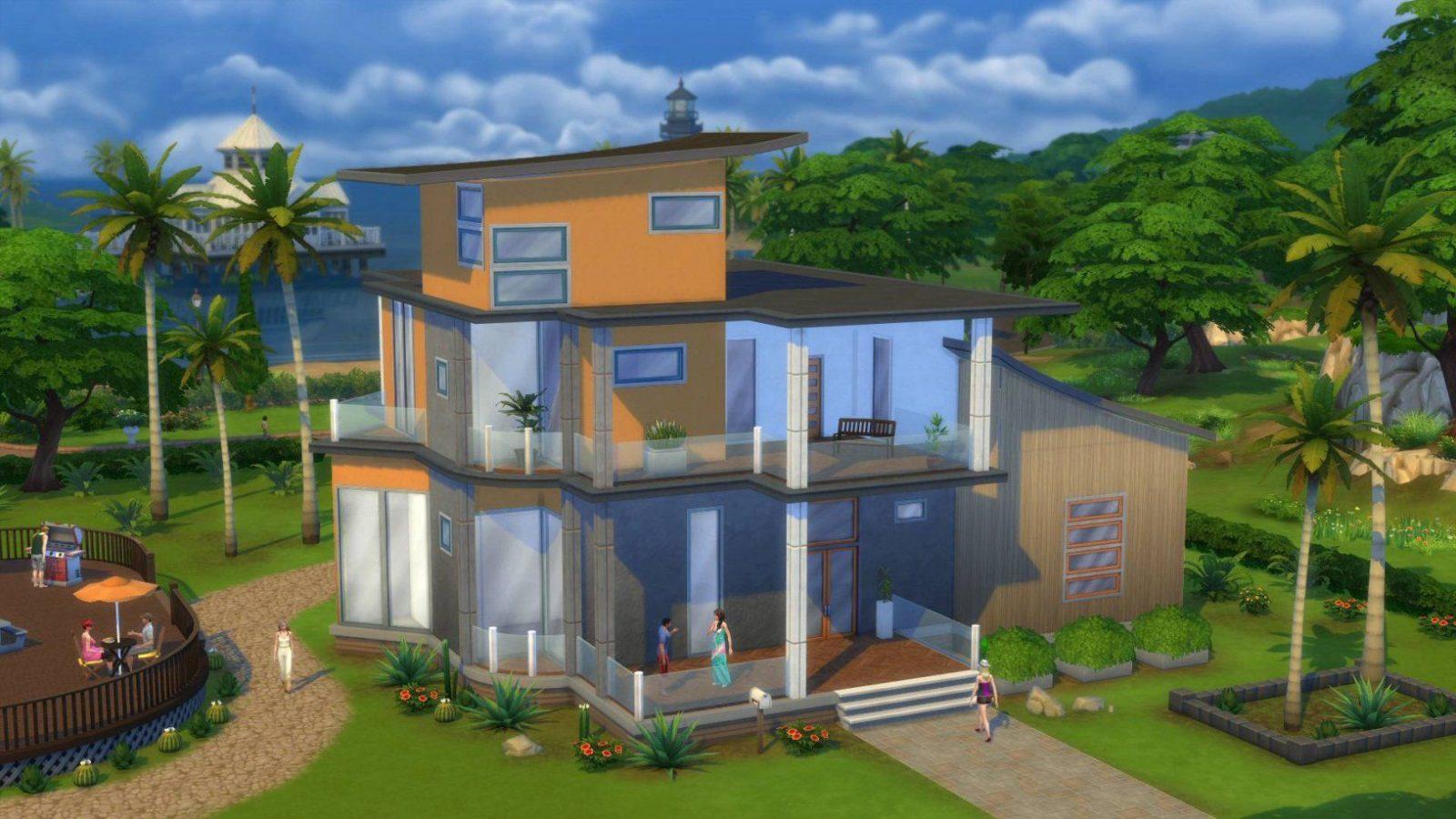 Sims 4 Häuser Zum Nachbauen Fj18 Messianica Avec Sims 4 Haus Ideen von Sims 4 Häuser Bauen Ideen Bild