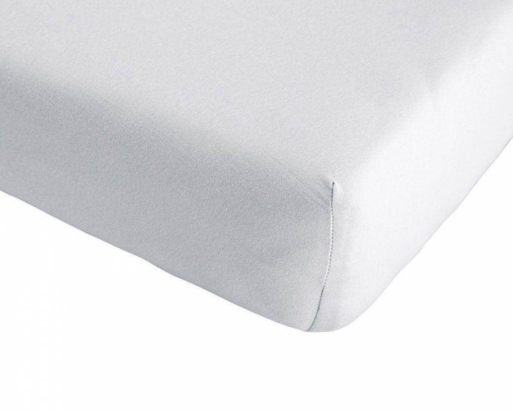 Singlejerseyspannbettlaken Quality (180200X200 Weiß)  Dänisches von Spannbettlaken 200X220 Dänisches Bettenlager Bild