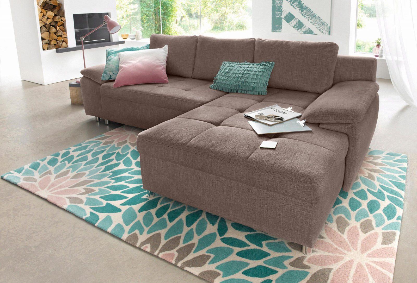 Sit & More Polsterecke Xxl Labene Wahlweise Mit Bettfunktion von Sit & More Polsterecke Bild