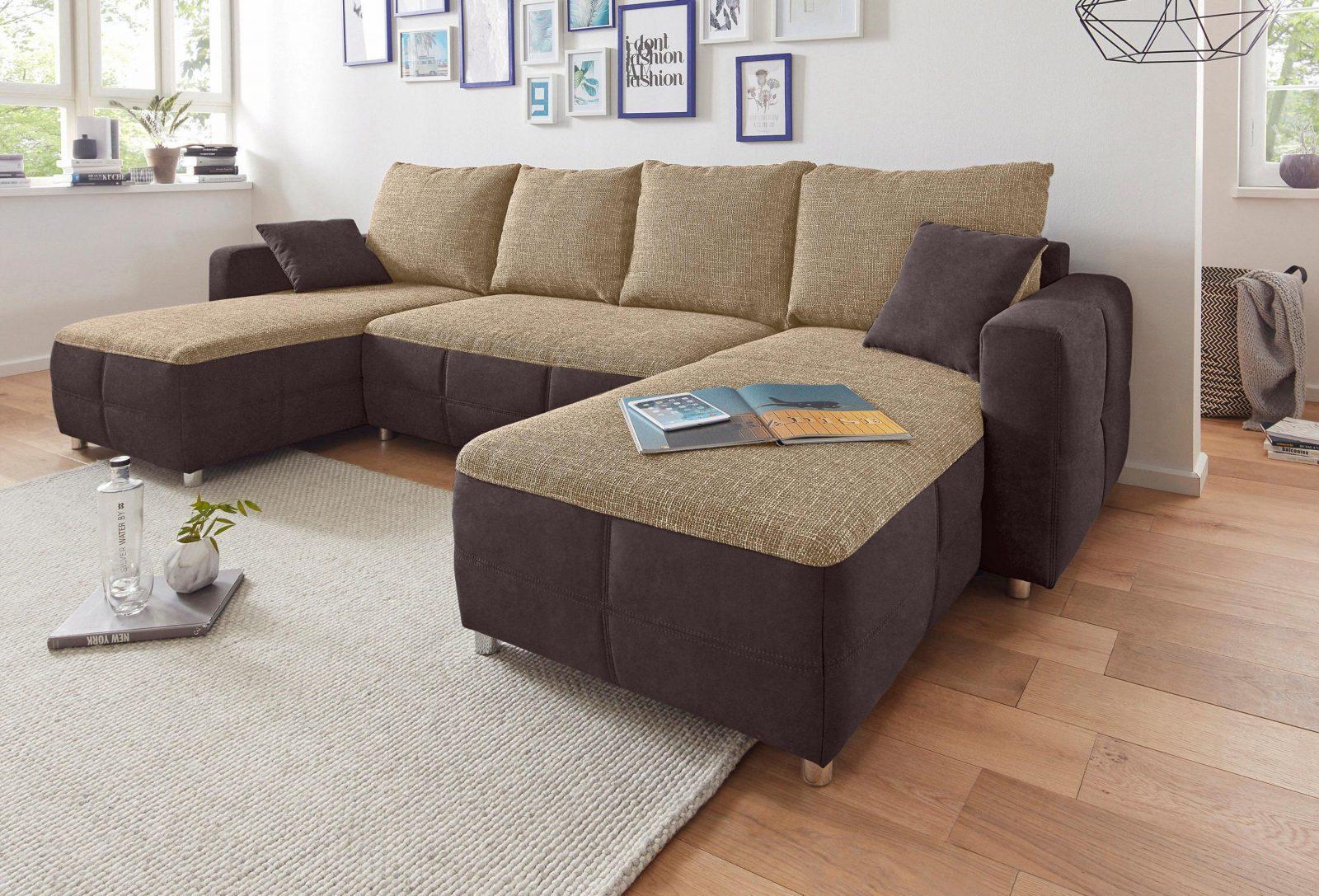 Sit & More Wohnlandschaft Xl Mit Bettfunktion Und Bettkasten von Sit & More Wohnlandschaft Photo