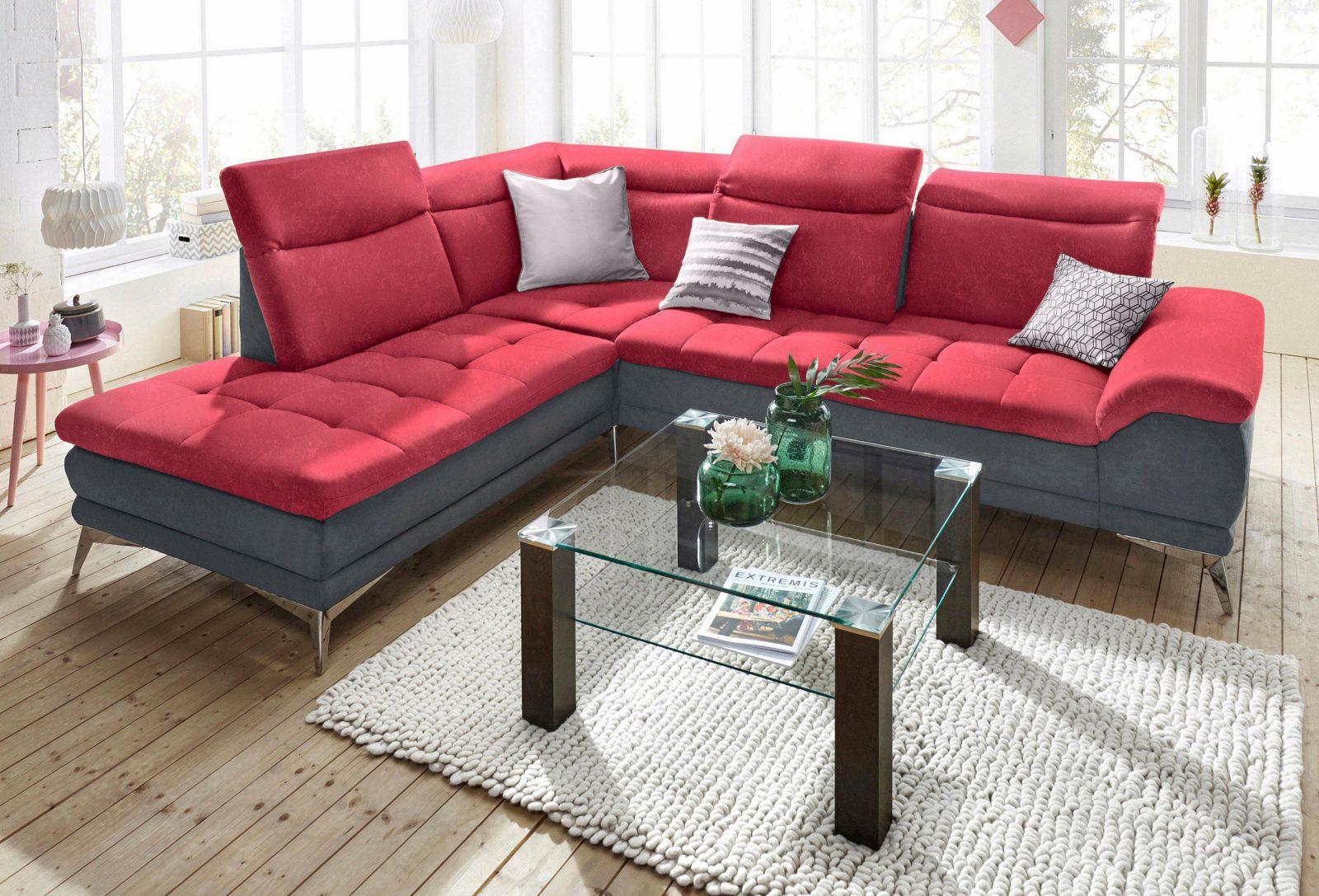 Sit&more Polsterecke Mit Sitztiefenverstellung Bestellen  Baur von Sit & More Polsterecke Bild