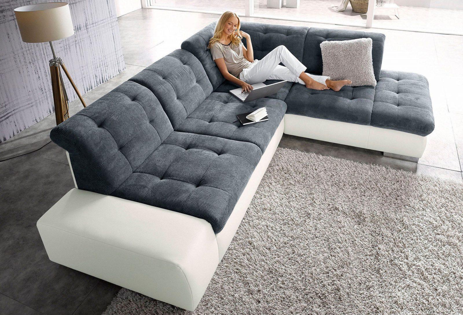 Sit&more Polsterecke Wahlweise Mit Bettfunktion Bestellen  Baur von Sit And More Polsterecke Bild