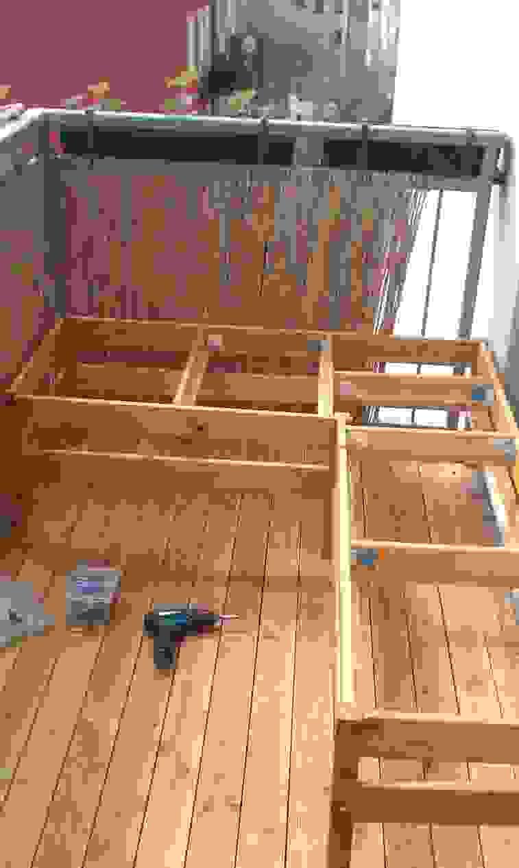 Sitzbank Aus Holz Selber Bauen Uruenavilladellibrofo Von Sitzbank