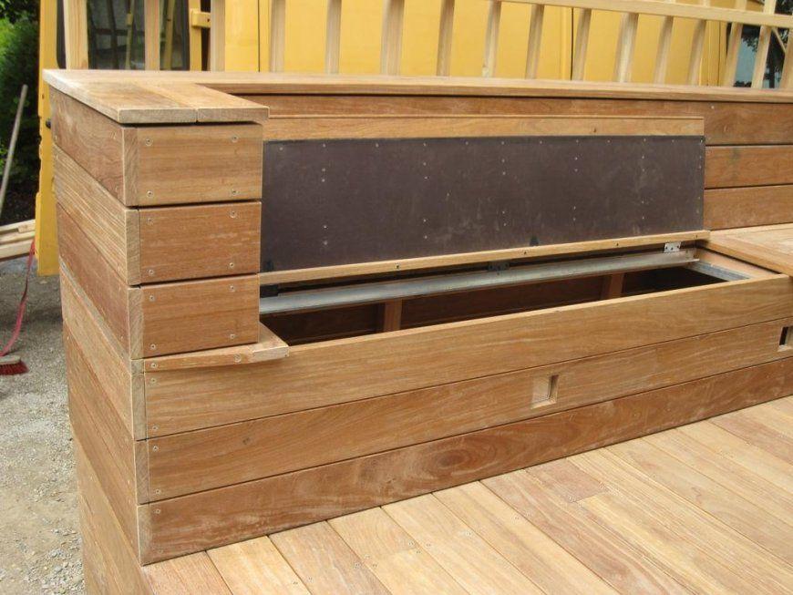 Sitzbank Aus Holz Selber Bauen von Eckbank Mit Stauraum Selber Bauen Photo