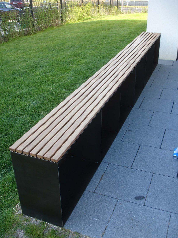 Sitzbank Holz Garten Qj08 – Hitoiro von Garten Sitzbank Selber Bauen Photo