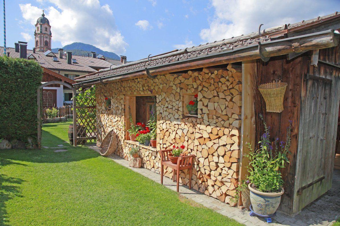 Sitzecken Im Garten Bilder | Haus Design Ideen