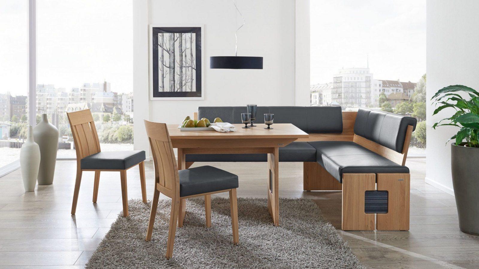 Sitzecke Kunstleder Erstaunlich Eckbank Fr Runden Tisch Essecke von Eckbank Für Runden Tisch Bild