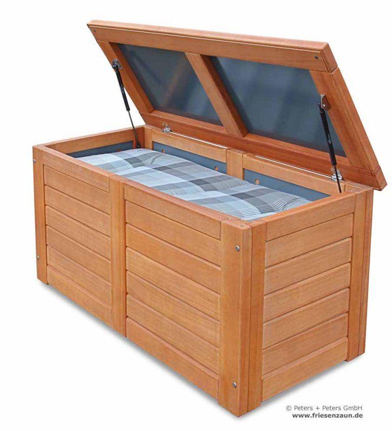 Sitzkissen Box Garten Fy69 – Hitoiro von Auflagenbox Holz Selber Bauen Bild