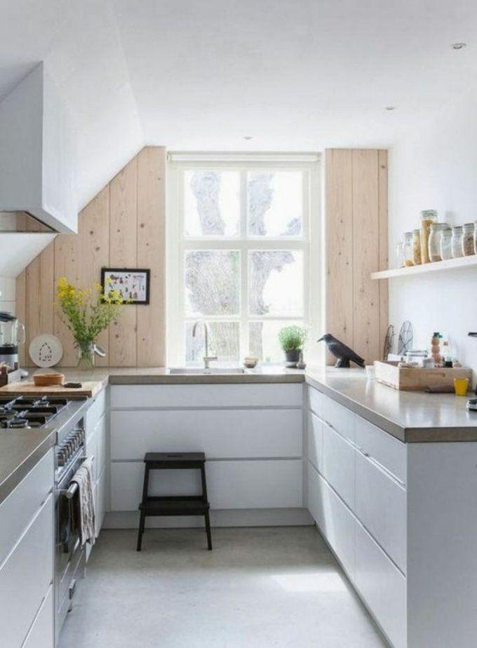 Skandinavisches Design 120 Stilvolle Ideen In Bildern von Kleine Küche Gestalten Ideen Bild
