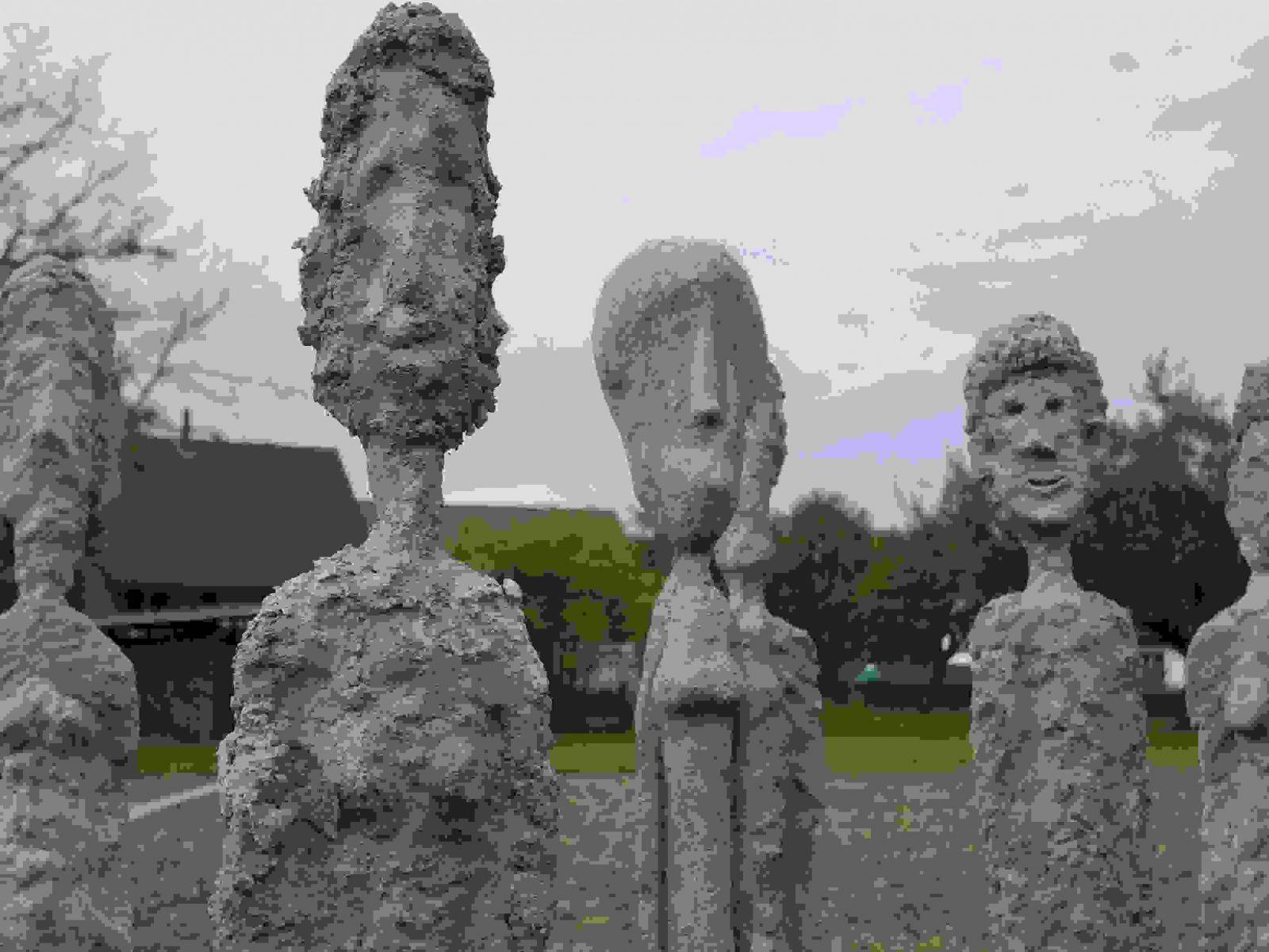 Skulpturen Garten Selber Machen – Siddhimindfo Von Gartenskulpturen von Skulpturen Für Den Garten Selber Machen Bild