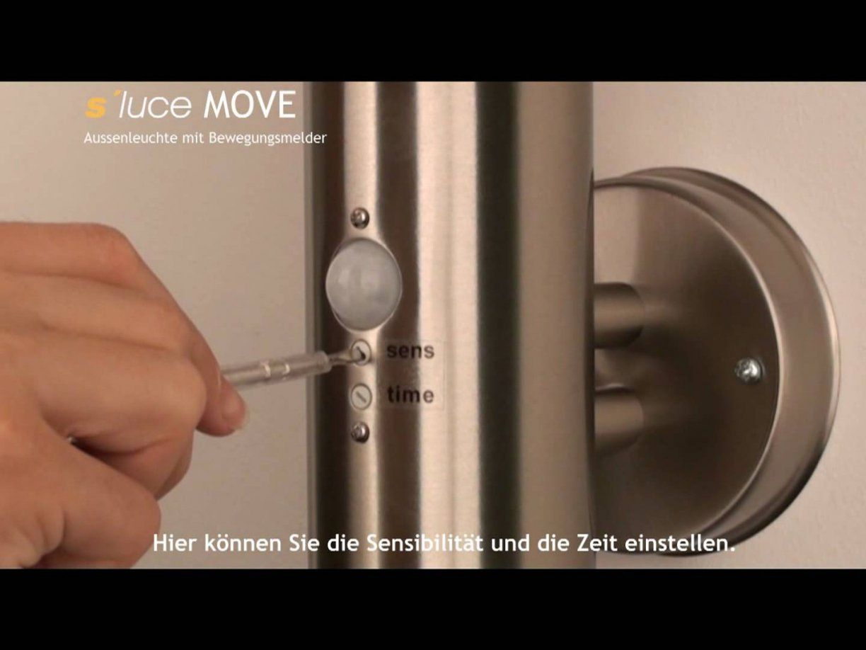 S´luce Move Bewegungsmelder Richtig Einstellen Wwwskapetze von Casalux Außenleuchte Mit Bewegungsmelder Photo