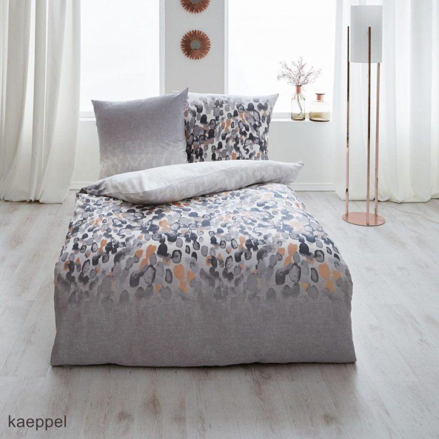 Smart Design Mako Satin Bettwäsche 155X220 155 220 Grau Bill Steward von His Bettwäsche 155X220 Bild