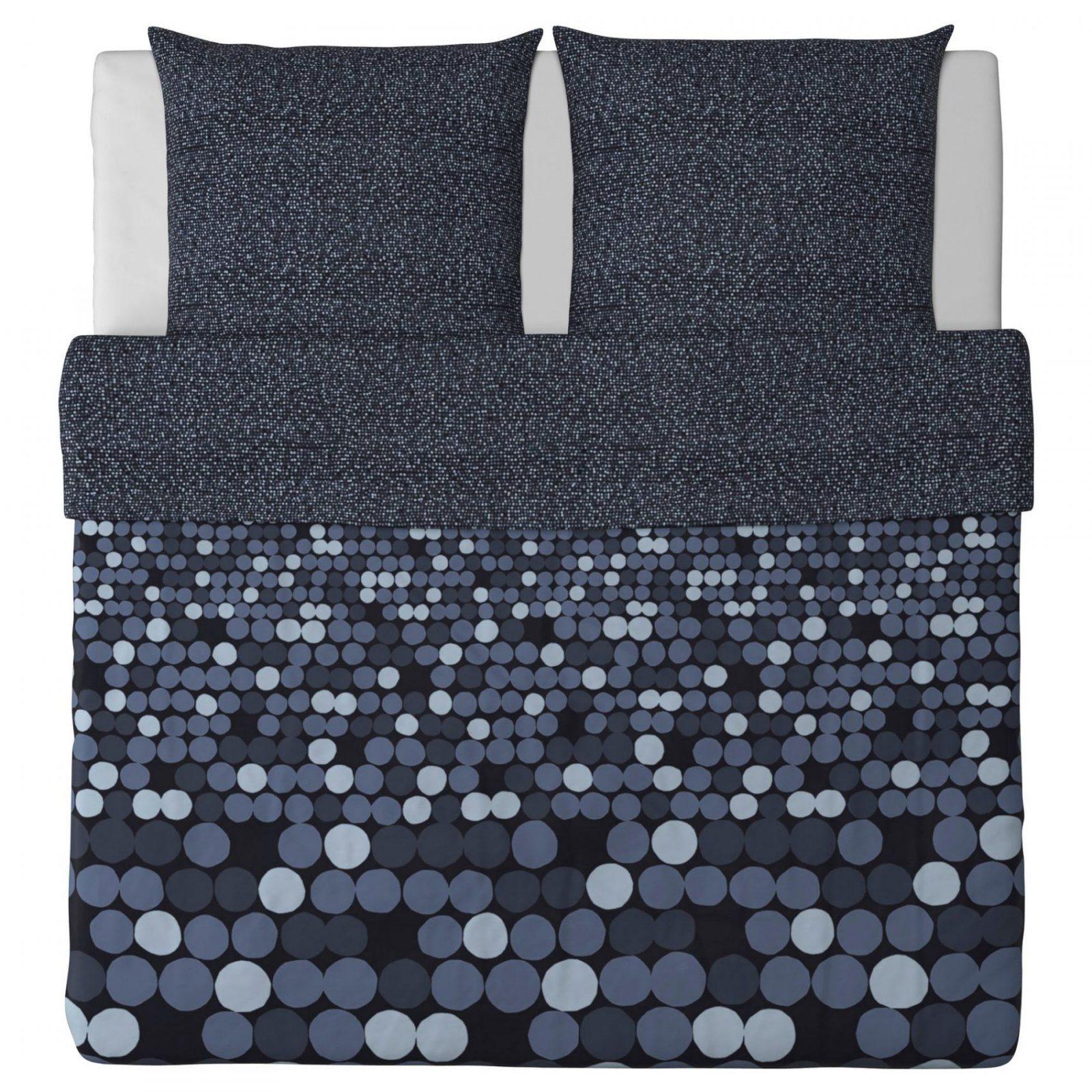 puckdaddy kinderbettw sche mit sterne und punkten. Black Bedroom Furniture Sets. Home Design Ideas