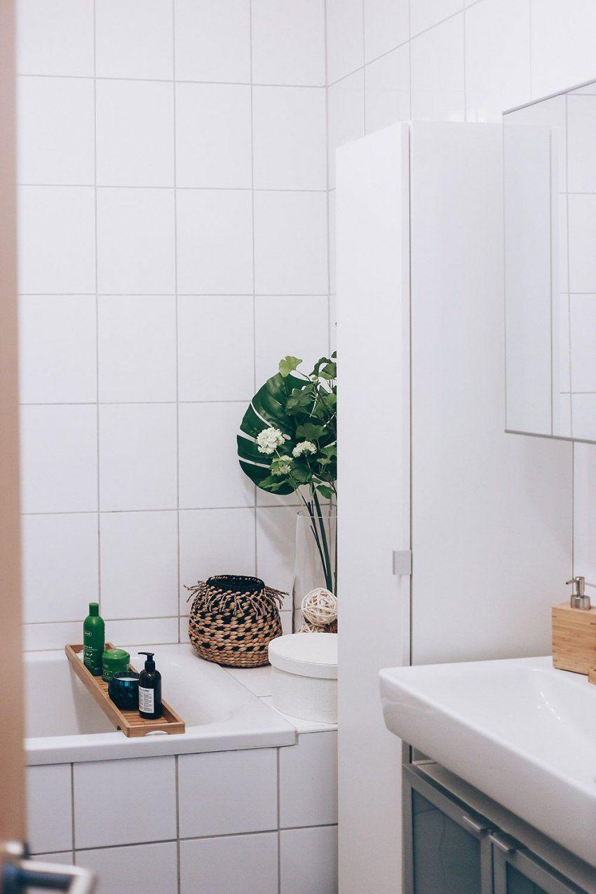 So Einfach Lässt Sich Ein Kleines Badezimmer Modern Gestalten von Bad Ohne Fenster Gestalten Bild