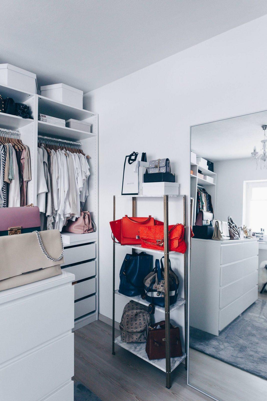 So Habe Ich Mein Ankleidezimmer Eingerichtet Und Gestaltet von Begehbarer Kleiderschrank Ikea Planen Photo