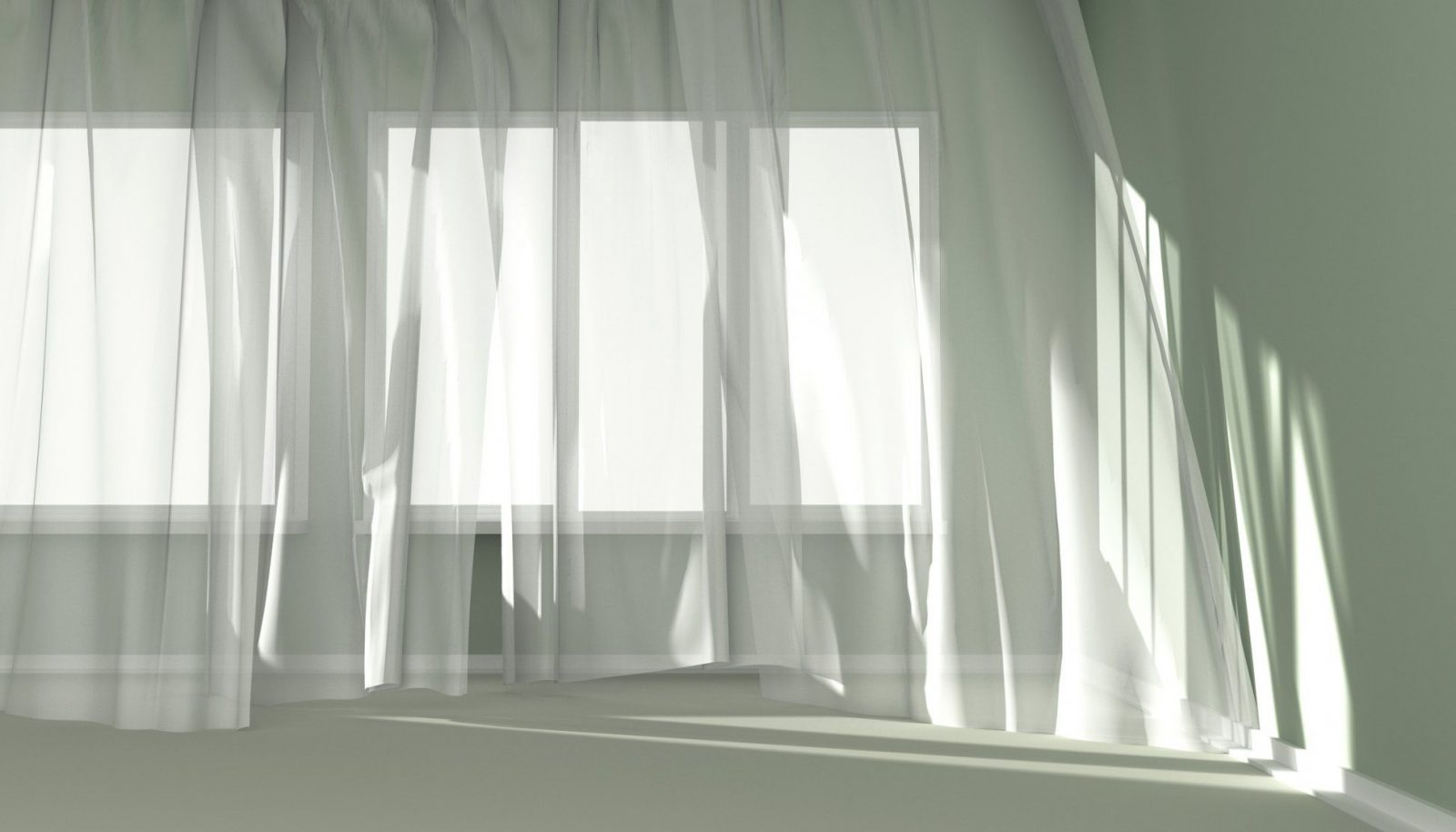 So Werden Ihre Gardinen Wieder Weiß  Updated von Gardinen Waschen Weichspüler Bild