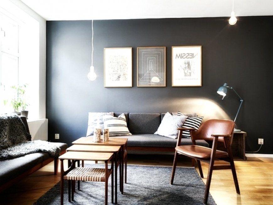 Anthrazit Couch Wohnzimmer Farbe | Haus Design Ideen