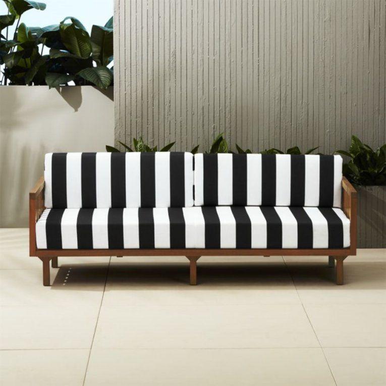 Sofa Design  Faszinierend Cremefarbene Sofas Zu Verkaufen Graues von Sofa Schwarz Weiß Gestreift Photo