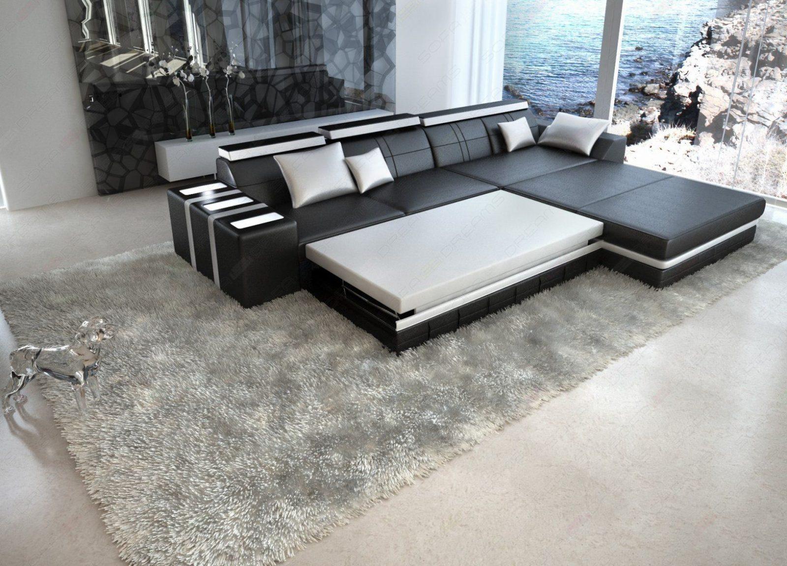 Sofa Schön Couch L Form Mit Schlaffunktion Ausgezeichnet Sofa L von Couch L-Form Mit Schlaffunktion Photo