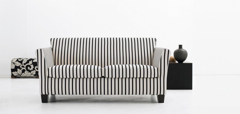 Sofas  Sessel  Marktex von Sofa Blau Weiß Gestreift Photo