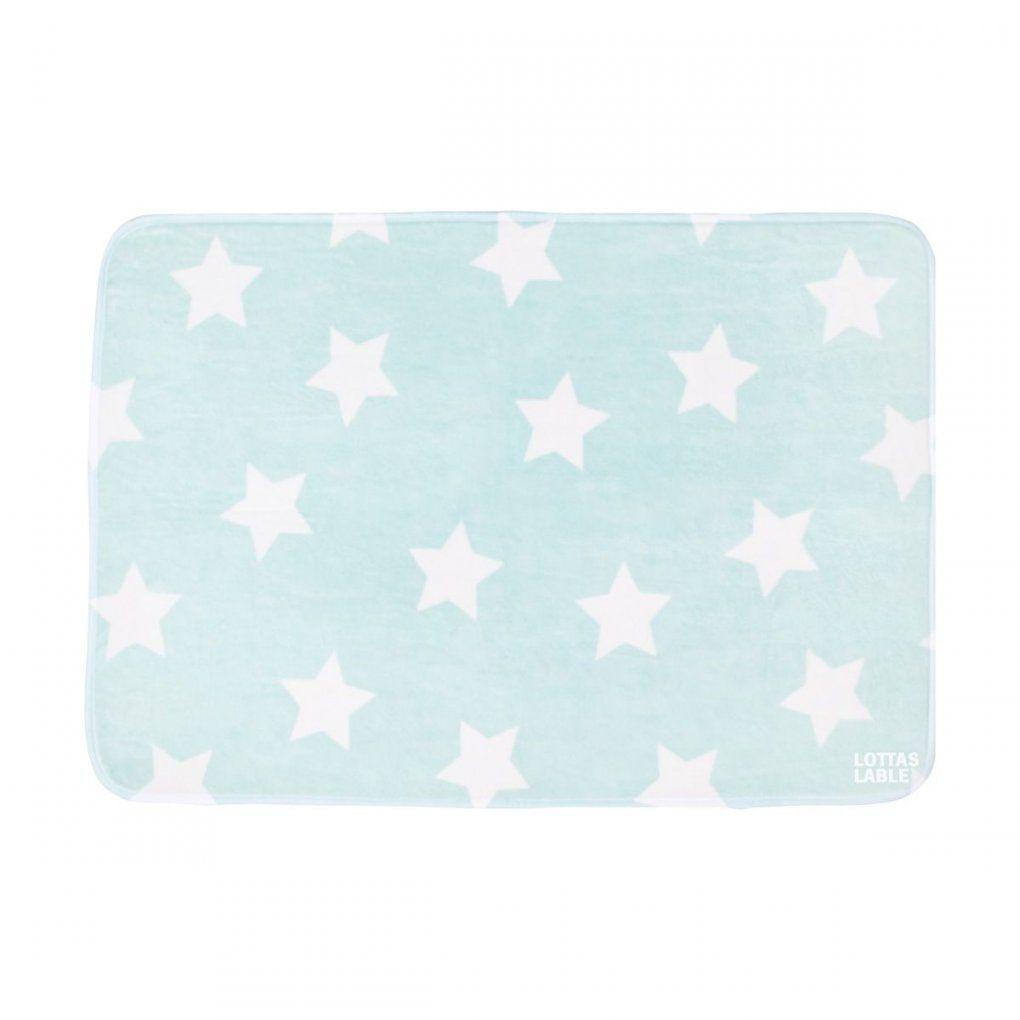 Softie Teppich 'stern' Mint 70X100 Cm Von Lottas Lable Kaufen von Lottas Lable Teppich Sterne Bild