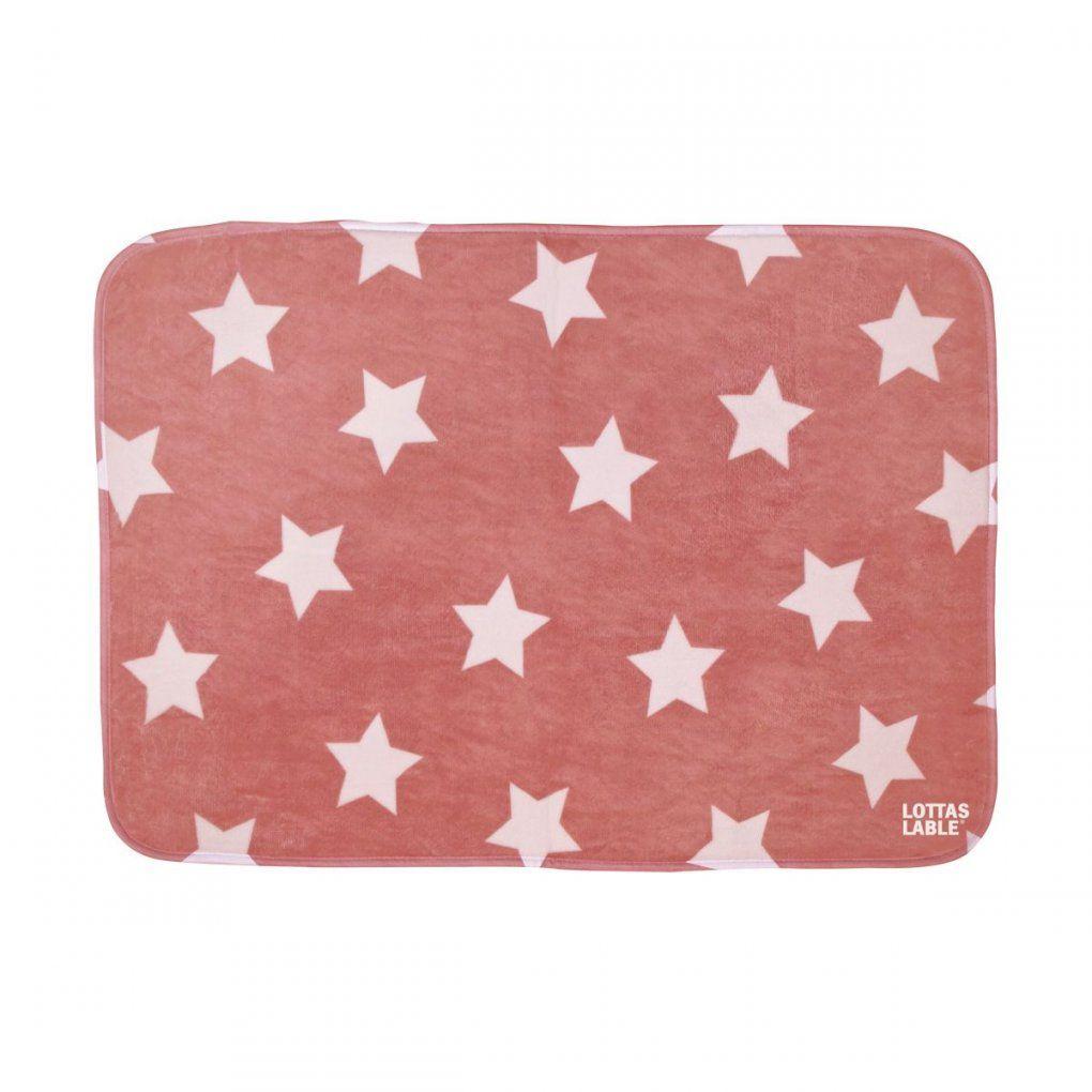 Softie Teppich 'stern' Rose 70X100 Cm Von Lottas Lable Kaufen von Lottas Lable Teppich Sterne Photo