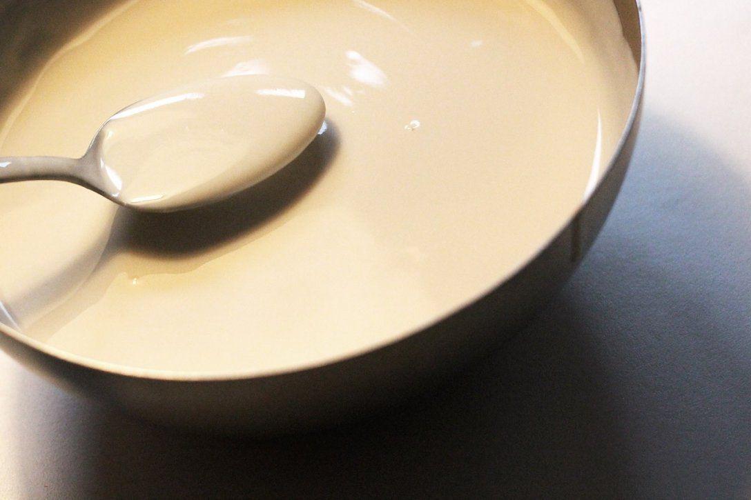 Sojajoghurt Selbst Gemacht Ohne Joghurtmaschine Oder Joghurtferment von Joghurt Selber Machen Vegan Photo