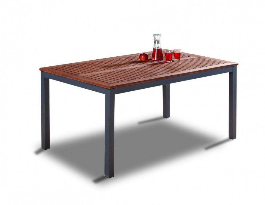 Solaxsunshine Alugartentisch Mit Holzplatte Genua Jetzt Bestellen von Alu Gartentisch Mit Holzplatte Bild