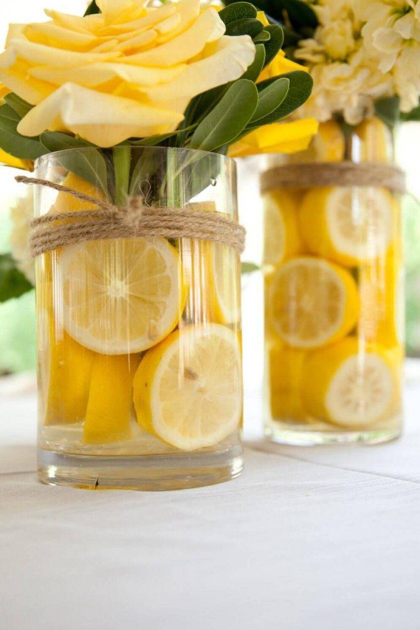 Sommertischdeko Selber Machen Diy Dekoideen Für Deine Nächste Party von Sommer Tischdeko Selber Machen Bild