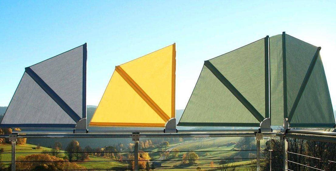 Sonn Balkon Sichtschutz Ohne Bohren Einfach Wpc Sichtschutz Dekor von Balkon Seitensichtschutz Ohne Bohren Photo