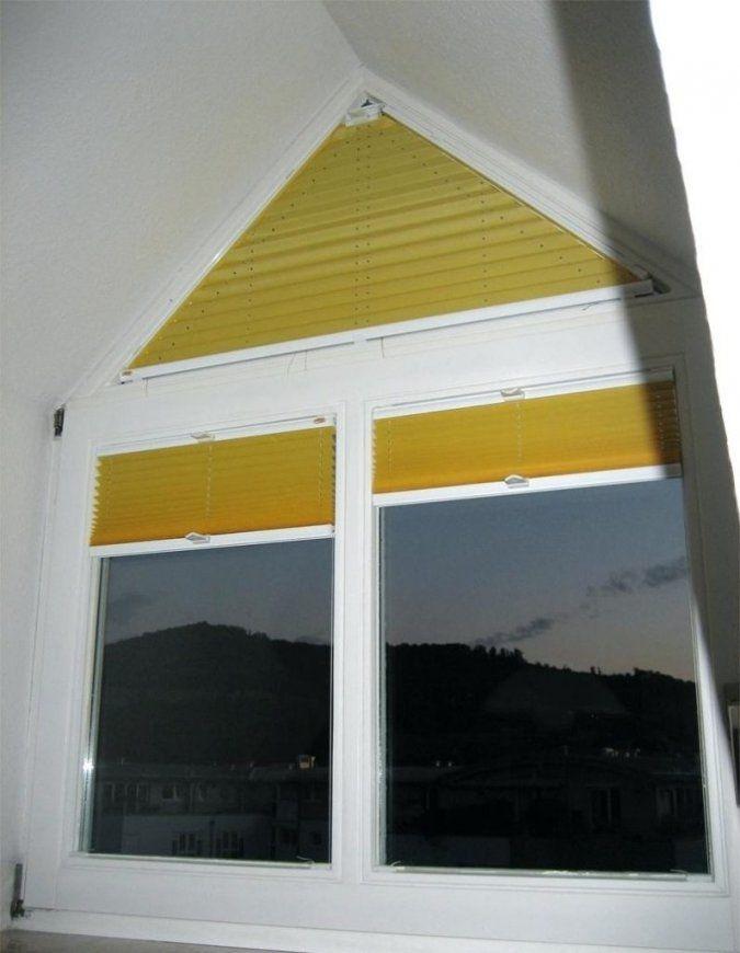 Sonnenschutz Dreiecksfenster Rollo Ziemlich Rollos Fur Fenster Innen von Jalousien Für Dreieckige Fenster Bild