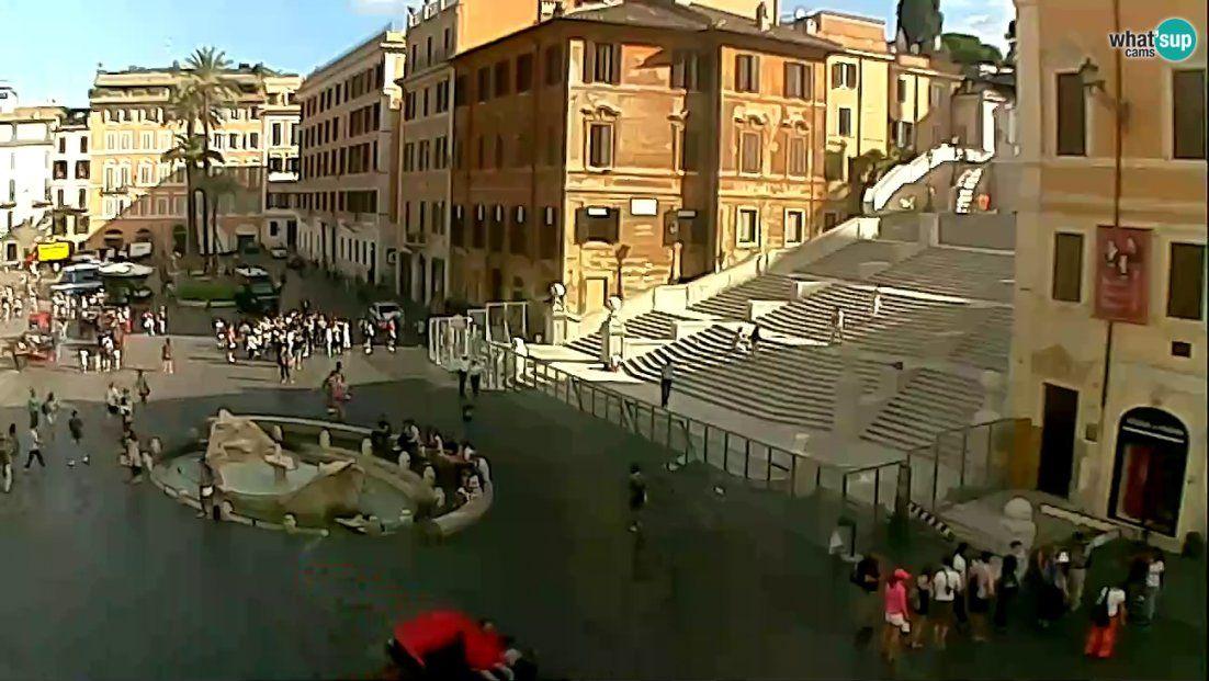 Spanische Treppe Rom Karte – Hausidee von Webcam Rom Spanische Treppe Photo