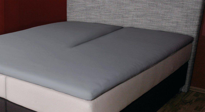 schlafgut topper spannbetttuch  haus design ideen