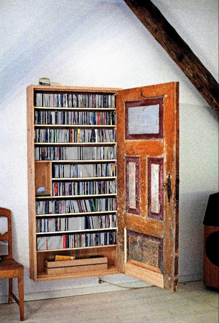 Cd Regal Holz Selber Bauen Haus Design Ideen
